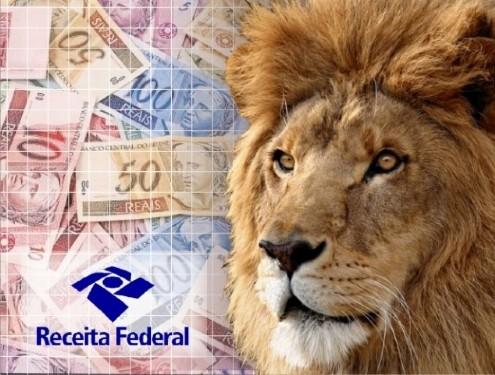 leao-receita-federal-imposto-de-renda