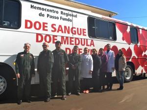 Foto - Campanha de Doação de Sangue