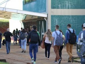 06032017 Volta às Aulas UFFS - Campus Erechim