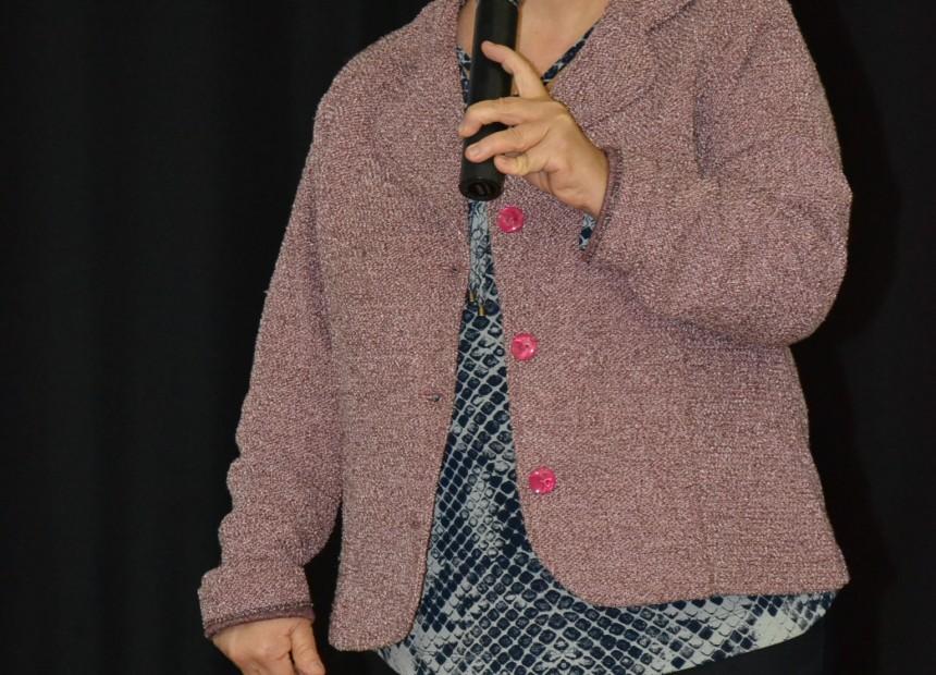 Enfermeira Leda Mendes