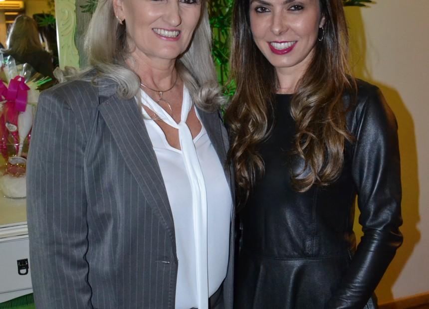 Katiamara Badalotti e Fernanda Fabris