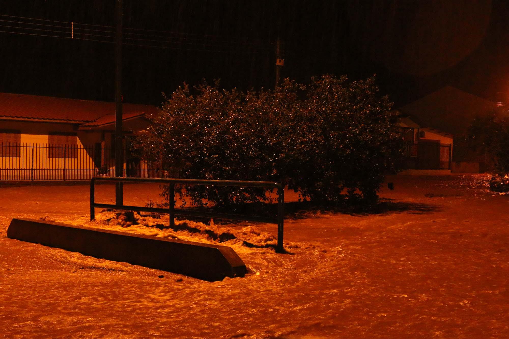barao enchente
