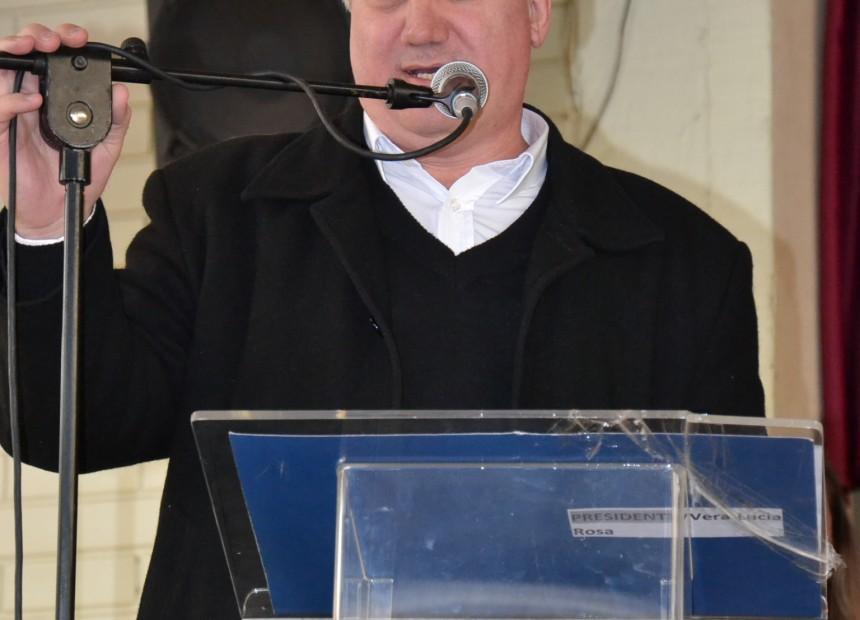 Coordenador da 15ª Coordenadoria de Educação, Alencart João Loch