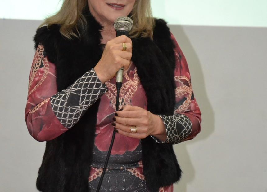 Diretora Social, Lucia Balvedi Pagliosa