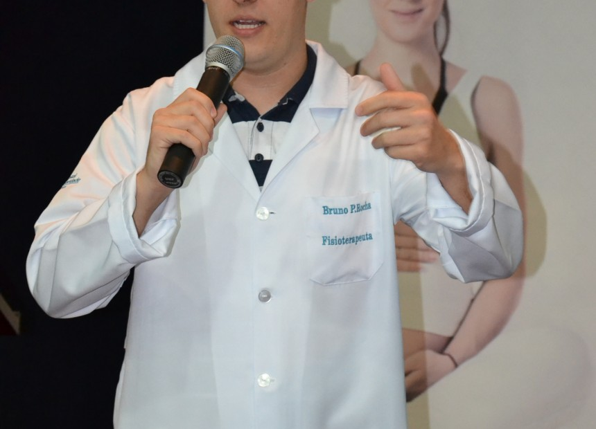 Fisioterapeuta Bruno Pogorzeski