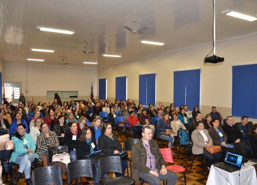 Público da Conferência de Asssistência Social