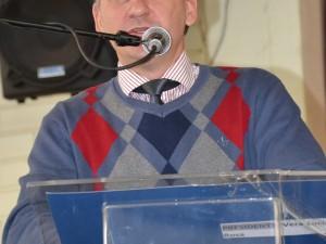 Prefeito Mauricio Soligo
