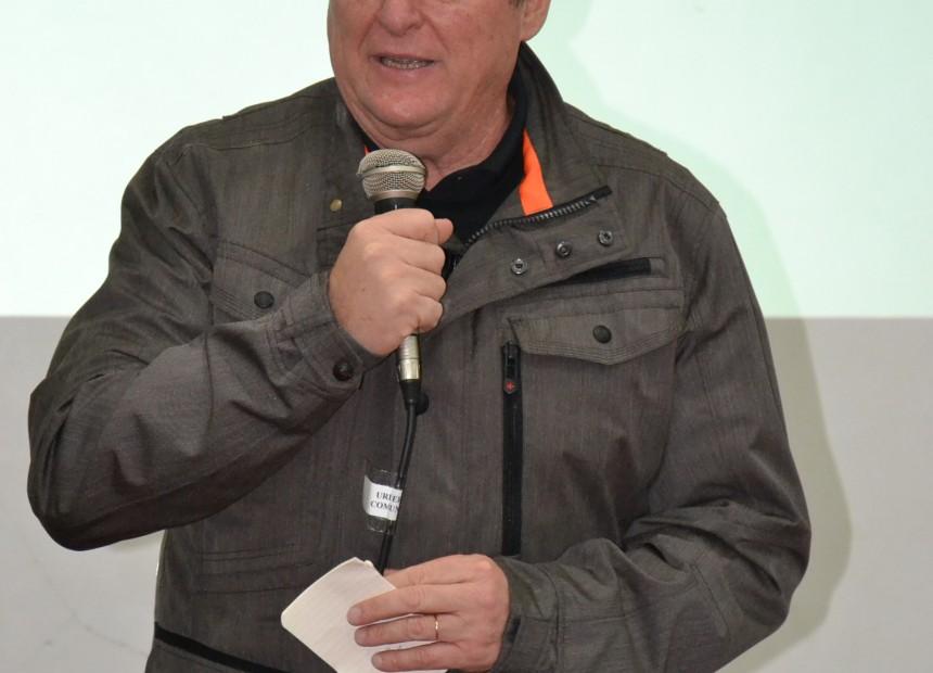 Presidente do CER Atlântico, Julio Brondani
