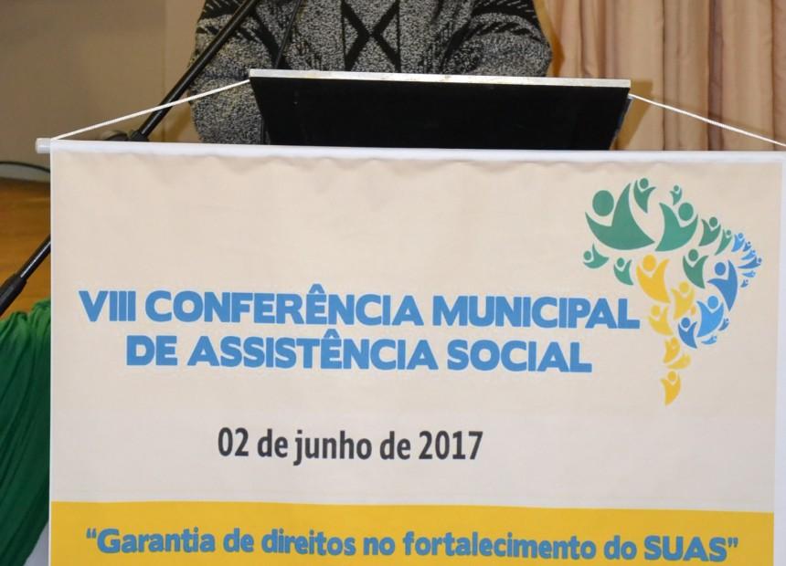 Presidente do Conselho Municipal de Assistência Social, Vanessa Paula Vieira