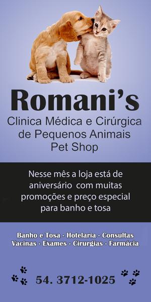 Romanis-Pet-Shop