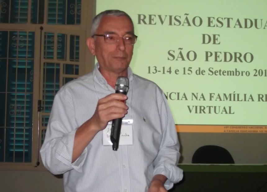 Jean Khater Filho Médico Pediatra e Membro do Conselho de Educadores da Escola de Pais do Brasil