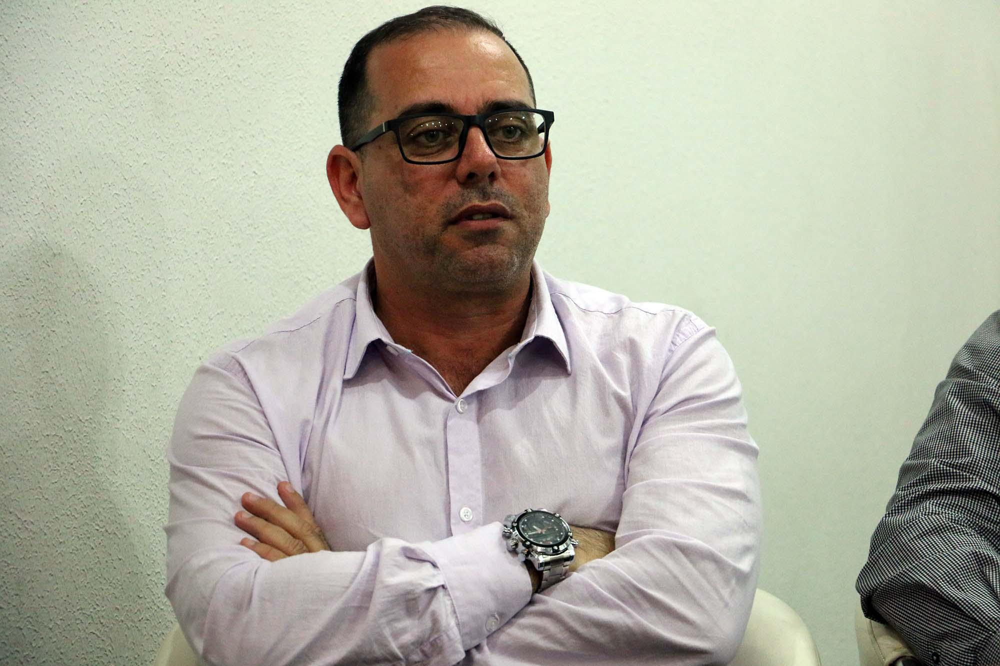 Mobarack destacou perfil adequado para contratações anunciadas nesta terça