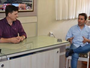 Deputado Sérgio Turra visita Charrua (2)