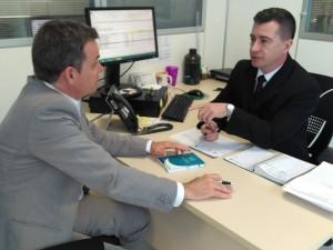 Secretário adjunto de saúde em Brasília