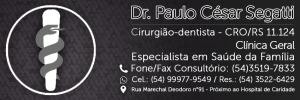 Dr. Paulo Césas Segatti