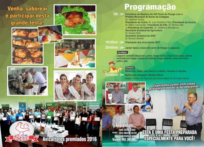 XXI Festa do Frango 2