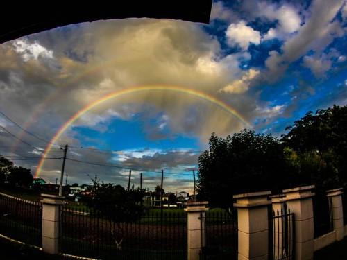 tempo arcoiris