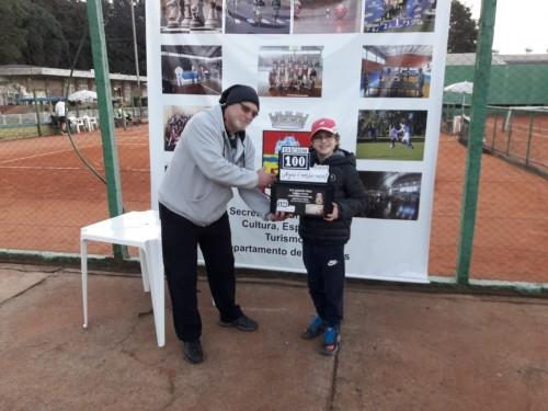 Guilherme Barbieri Renner (Vice-Campeão Juvenil)