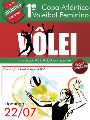 1ª Copa Atlântico Voleibol Feminino