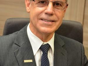 Diretor presidente da Unicred Erechim, Antônio Gabriel Teixiera