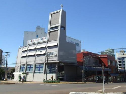 Fachada Barão-FAE