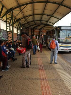 Terminal onibus 124