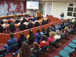 sessão vereador mirim