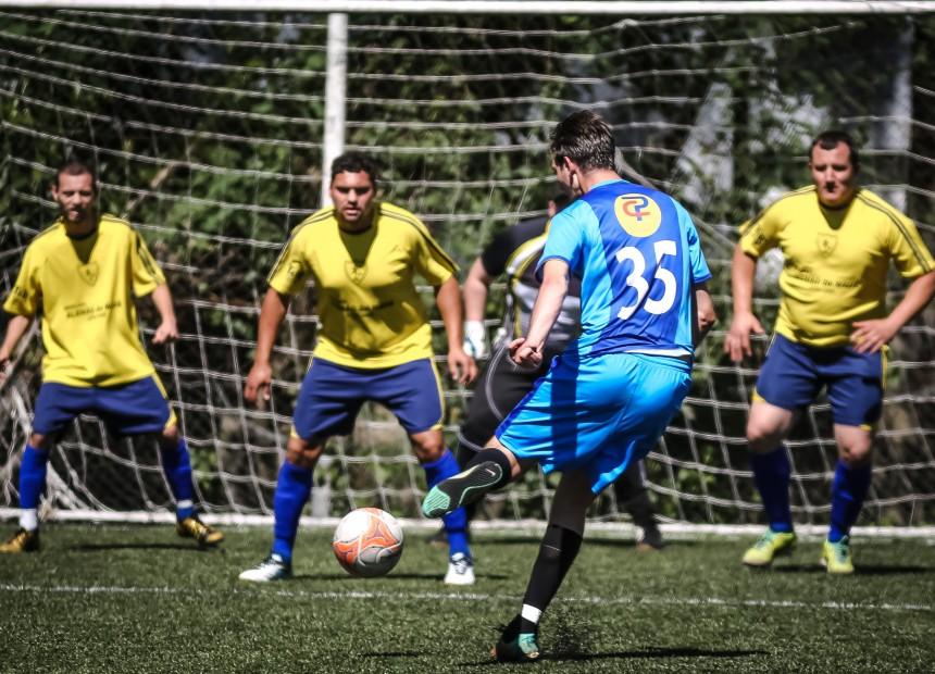 12/11/2016 - Porto Alegre, RS - 36º Jogos Comerciários do SESC RS que ocorrem nos dias 12 e 13 de Novembro de 2016, na Sede Campestre do SESC RS e na PUC RS. FOTOS: MARCOS NAGELSTEIN/DIVULGAÇÃO SESC