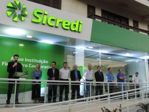 inauguração Sicredi 122