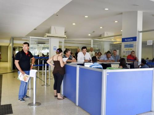 Brasília - Após mais de quatro meses de paralisação, médicos peritos do INSS retornaram hoje (25) ao trabalho com atendimento exclusivo para perícia inicial (Valter Campanato/Agência Brasil)