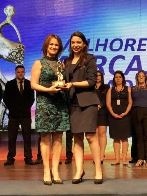 Premio Merito Lojista 2018_Sra Arlei Cavaletti
