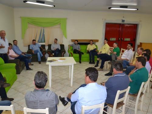 Reunião de avaliação dos Fóruns Norte Gaúcho