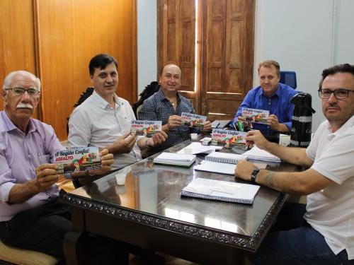 Luiz, Valdésio, Odair, Lando e Araújo (1)