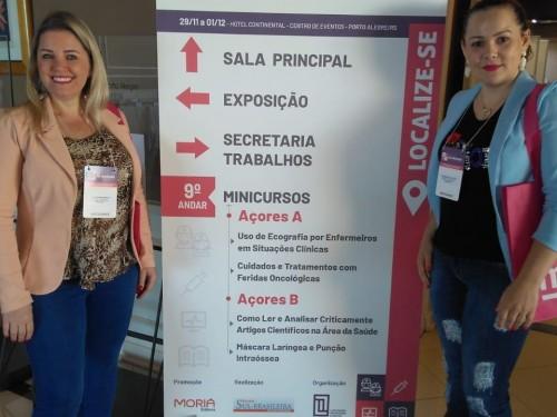 enfermeniras- simpósio sul-brasileiro de Enfermagem