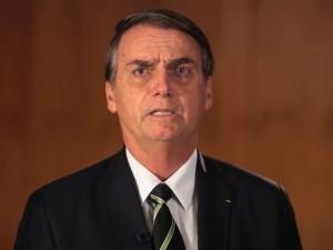 O presidente Jair Bolsonaro gravou um vídeo em que explica as razões pelas quais exonerou Gustavo Bebianno da Secretaria-Geral da Presidência da República.