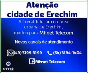 Anúncio Creral Telecom - Mhnet px 2