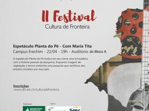 II Festival - Erechim - Facebook e E-mail