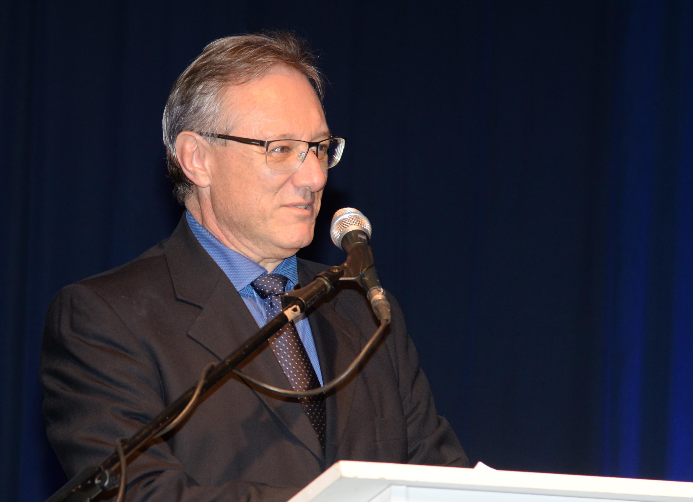 Presidente do Conselho Deliberativo, Claudionor Mores
