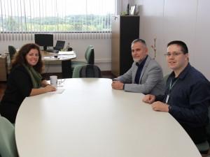 07052019 Reunião da Direção com o Reitor da UERGS-Dolisete Levandoski (1)