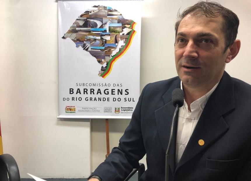 Deputado Paparico Bacchi