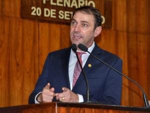 Deputado Paparico Bacchi é o autor do projeto de lei