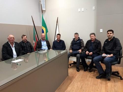 Reunião de preparação do Fórum da Soja