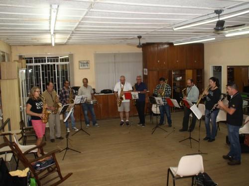 banda de música Erechim