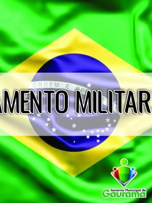 ALISTAMENTO MILITAR GAURAMA
