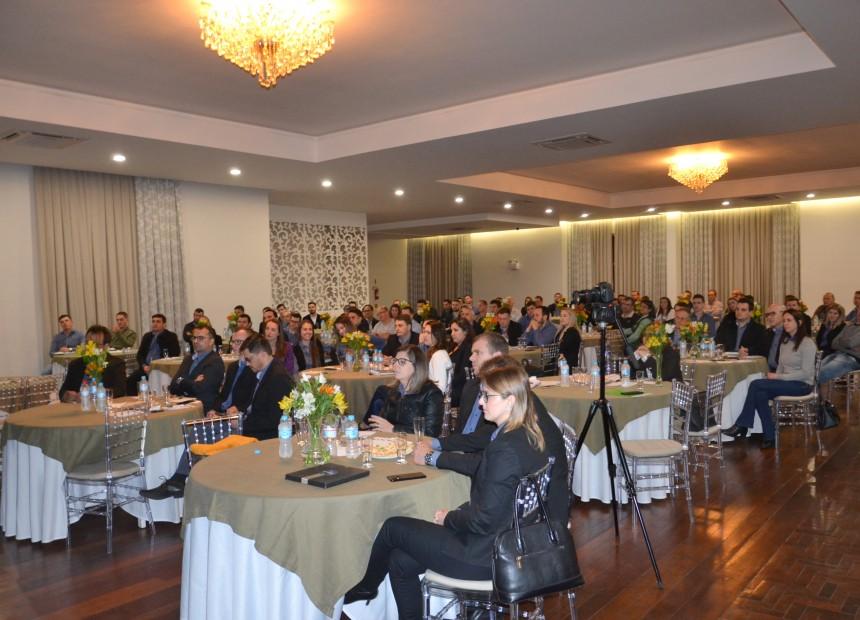 Evento realizado em Santa Catarina