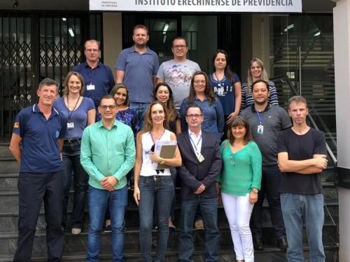 Foto equipe IEP