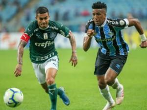 Grêmio começa hoje decidir vaga na semifinal da Libertadores contra o Palmeiras