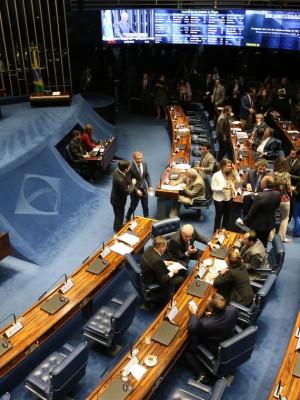 Plenário do Senado analisa MP da Liberdade Econômica