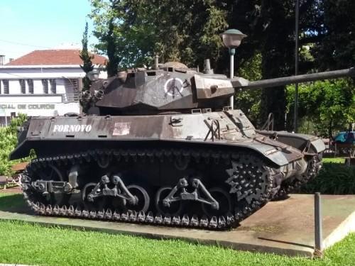 Matéria - manutenção tanque