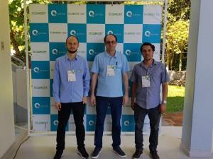 Engenheiros participaram do evento que busca ampliar o discurso pela utilização de formas de geação de energia sustentáveis